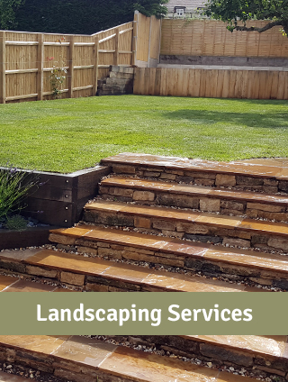 Landscaping services in Dorest